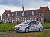 Černý si z Belgie místo bodů přivezl poničené auto
