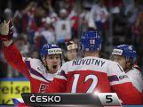 Češi si nakonec poradili s Francií a vyhráli 5:1