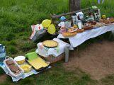 Fairtradové snídaně se zúčastnilo několik desítek lidí