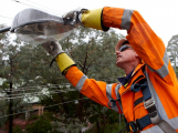 Renovace veřejného osvětlení v Příbrami má přinést úsporu