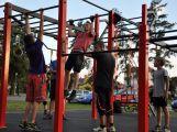 V Příbrami by mohl vyrůst street workoutový park