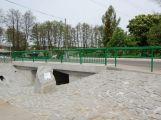 V Příbrami otevřeli nový most přes Litavku za 11 milionů korun