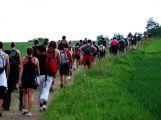 Turisté se dnes vydali na 50. ročník pochodu Praha – Prčice