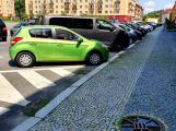 Příbram plánuje změny v parkování, platbu i pro rezidenty a nové parkovací domy