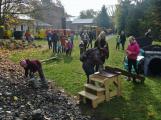 S havíři jsou šprýmy, ukáže nejen dětem zábavný program v Ševčinském dole