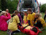 Mladí zdravotníci přijeli do Příbrami poměřit své dovednosti