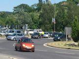Nehoda u Obory komplikuje odpolední provoz