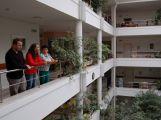 Delegace z Příbrami navštívila sociální centrum v Táboře