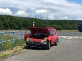 Pozor u Evropské, havarovalo zde několik aut