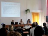 Zástupci sociální prevence a kurately přednášeli na vězeňském semináři