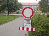 Pozor, v Příbrami se uzavře kvůli rekonstrukcím několik ulic