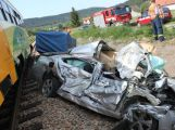 Přes víkend policisté vyjížděli k 17 nehodám