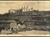 Sucha trápila Příbram i v roce 1898