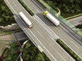 Jak bude vypadat silnice R4 po prodloužení?