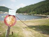 Voda na Orlíku není ani na konci sezony bez problémů
