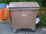 Technické služby sváží bioodpad každý čtvrtek