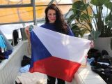 Lucie Leišová přeplavala Gibraltar a za rok se chystá na La Manche