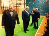 Milín má nově zrekonstruovanou tělocvičnu za 5 milionů