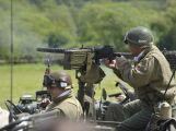 Vojenské kluby si u Slivice připomněly konec války v Evropě