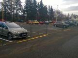 Foto dne: Obyvatelům Drkolnova slouží nové parkoviště