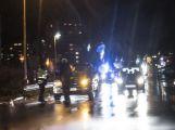 V Brodské  ulici byl sražen chodec