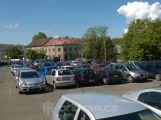 Cyklostezka bude přerušena parkovištěm na Rynečku