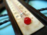 V Příbrami včera padl 113 let starý teplotní rekord