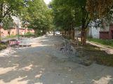 První etapa rekonstrukce 28. října se blíží ke konci, hotovo má být do 3. srpna