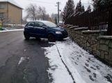 Zřejmě alkohol může za nehodu osobního vozu v Třebsku