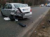 Nehoda na D4, počítejte se zdržením