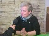 Dana Drábová navštívila Příbram, hovořila především o haldách