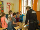 Strážníci Městské policie učí děti prevenci a bezpečnosti