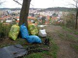 Ukliďme svět, ukliďme Česko v Příbrami: uklízel se komunální odpad, pneumatiky, či plasty