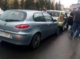 Další nehoda, tentokrát v Milínské