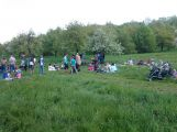 V Příbrami se piknikovalo na podporu fairtradových a lokálních pěstitelů