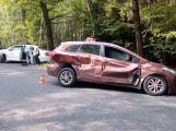 Aktuálně: Hromadná nehoda uzavřela silnici z Dobříše na Hostomice