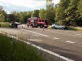 Další nehoda: Silnice 66 je u odbočky do Brodské uzavřena