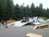 Když adrenalin, tak ve skateparku s Bednou