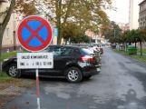 Parkování v okolí ulice 28. října připomíná hru Tetris, blokové čištění se odsouvá (AKTUALIZOVÁNO)