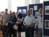 Svatohorští gymnazisté připravili výstavu o historických budovách Příbrami