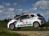 Příbramská posádka Černý – Kohout startuje na Rally Pačejov