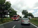 Nehoda u Vrančic komplikuje provoz po Strakonické