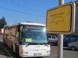 Turistický autobus do Brd jezdí i z vlakového nádraží