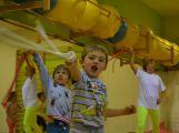Do aerobik studia Orel na Dobříší dochází týdně 250 dětí