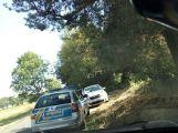 Auto u Slivice narazilo do stromu