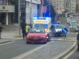 V Milínské bylo sraženo dítě, úsek u náměstí je uzavřený
