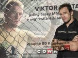 Jediný Čech v UFC Viktor Pešta: Mimo tělocvičnu jsem se ještě nikdy nepral