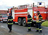 Ve Vranovicích prověřovali hasiči