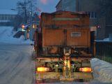Silničáři ve středních Čechách mají na zimu připraveno 67 tisíc tun posypu