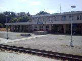 Správa železnic opraví nádraží v Dobříši a Březnici